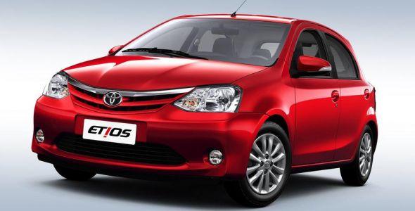 Toyota anuncia recall de mais de 200 mil unidades dos modelos Corolla e Etios