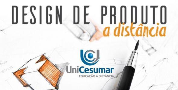 Unicesumar lança primeiro curso EAD de Design de Produto