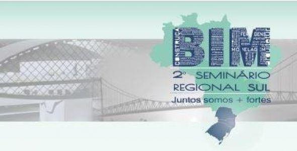 Estado promove Segundo Seminário Regional Sul de BIM em Florianópolis
