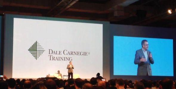 Dale Carnegie patrocina HSM Expo Management