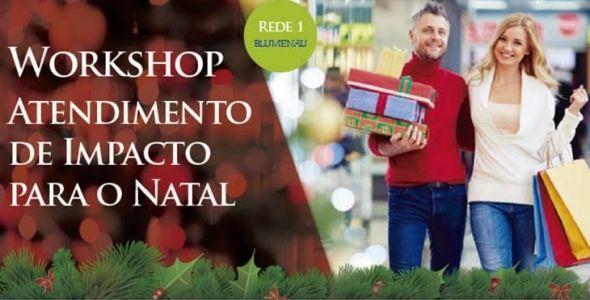 CDL Blumenau e UniSagres promovem workshop de vendas para o natal