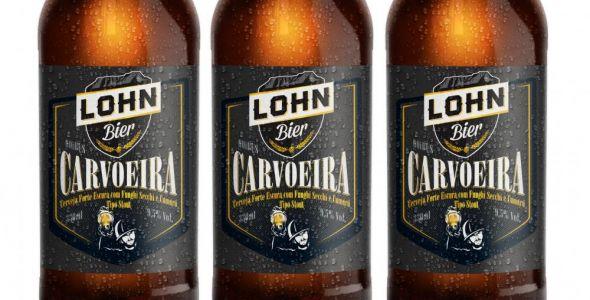 Lohn Bier ganha certificado internacional com a cerveja Carvoeira