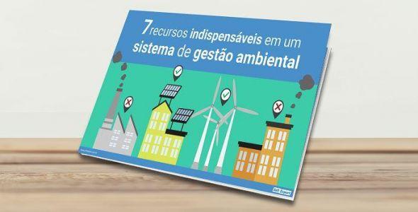 SoftExpert lança eBook para sistema de gestão ambiental