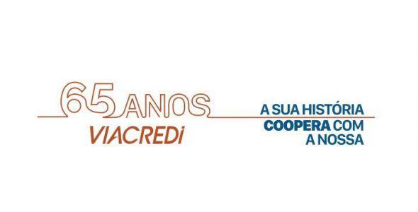 Viacredi comemora 65 anos com ação especial para colaboradores