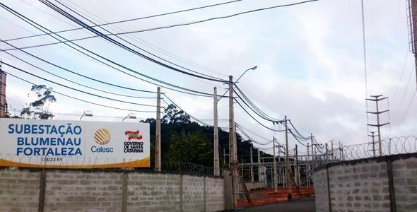 Celesc investe cerca de R$ 300 milhões na ampliação do sistema elétrico