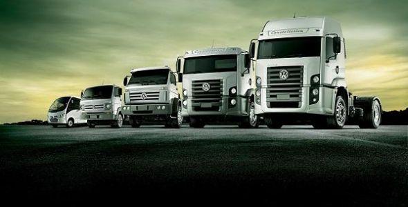Volkswagen anuncia investimento de R$ 1,5 bilhão na linha de caminhões e ônibus