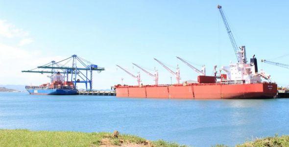 Porto de Imbituba cresce 40% na movimentação de cargas