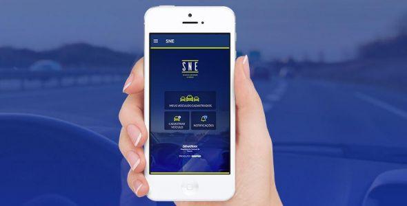 Aplicativo permite pagamento de multas com 40% de desconto