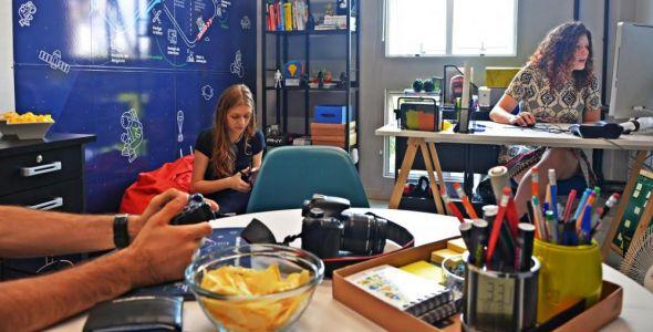 Startup apresenta soluções em design para gestão de negócios