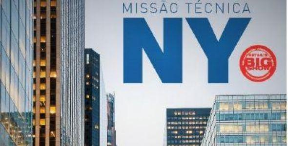 Fecomércio SC promove missão técnica para Nova York