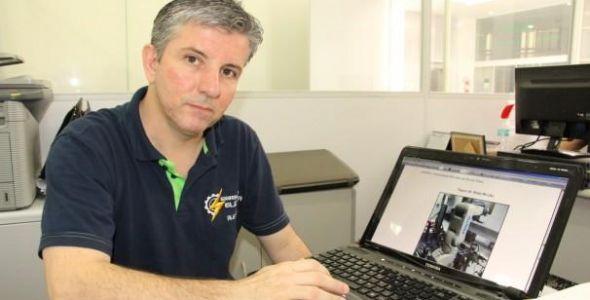 Projeto acadêmico permite controle de robô através de sinais neuromusculares