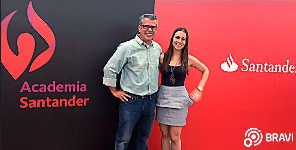Santander utiliza Bravi Quiz em uma ação de capacitação inovadora e divertida