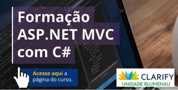 Clarify Blumenau oferece treinamento completo para programadores