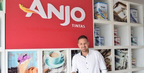 Anjo Tintas anuncia novo diretor de operações da companhia