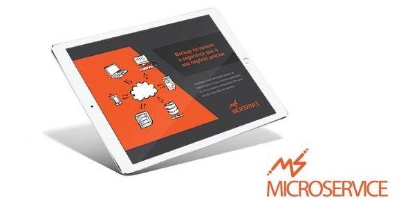 Microservice lança eBook sobre segurança de dados