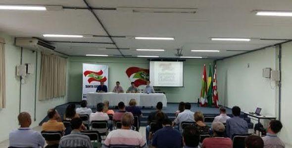 Presidente da Celesc anuncia investimentos de R$ 100 milhões em Blumenau