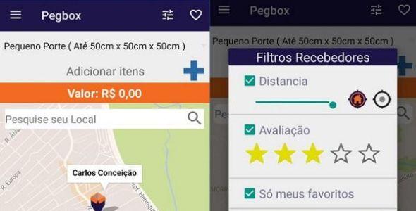 Startup lança aplicativo para receber encomendas em caso de ausência