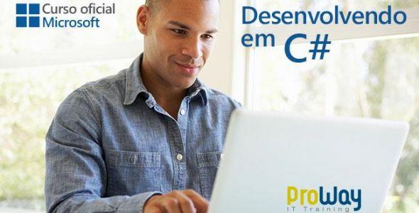 ProWay reformula curso C# e nova turma iniciará neste sábado
