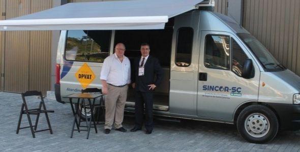 Sincor e Bombeiros de Blumenau firmam parceria para atender população