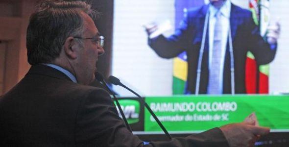 Governador apresenta balanço anual de 2016 em sessão na Alesc