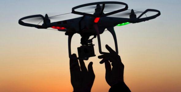 Fatma recebe autorização da Anac para utilização de drones