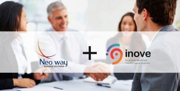 Inove firma parceria com Neoway para vendas e big data