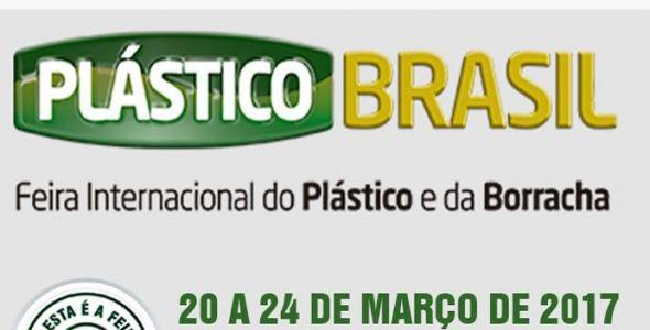 Dez empresas representam Santa Catarina na Feira Internacional do Plástico e Borracha