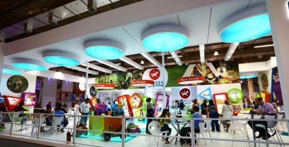 Calesita Brinquedos apresenta 13 novos produtos na Abrin