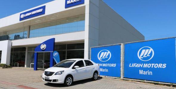 Itajaí recebe nova concessionária Lifan Motors