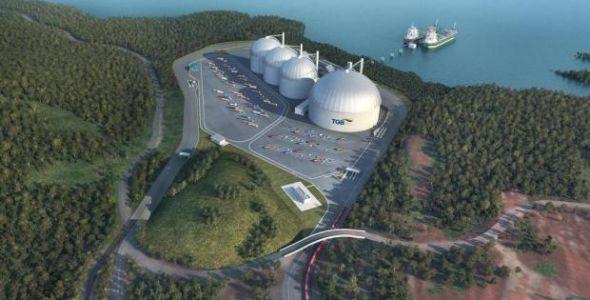 Fatma autoriza primeira etapa da construção do Terminal Graneleiro da Babitonga