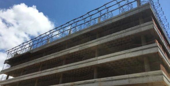 Obras dos novos Centros de Inovação estão em estágio avançado
