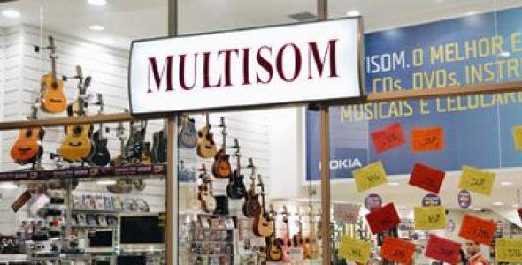Multisom encerra operações em 30 unidades na região Sul