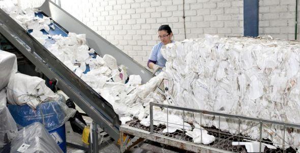Programa da Termotécnica recicla mais de 30 mil toneladas de isopor