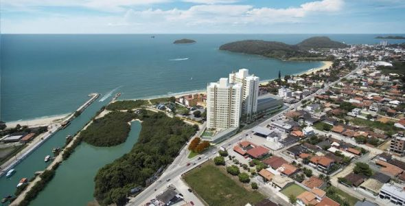 Empreendimento na praia de Penha tem 70% das vendas concluídas