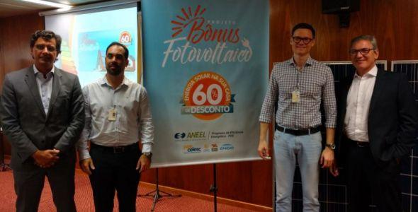 Celesc e Engie Brasil apostam em projetos de energia solar