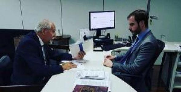 Diretor da Fenacon discute assuntos importantes para MEIs