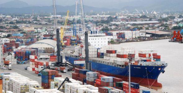 Em dificuldades financeiras porto de Itajaí publicou resolução para priorizar pagamentos