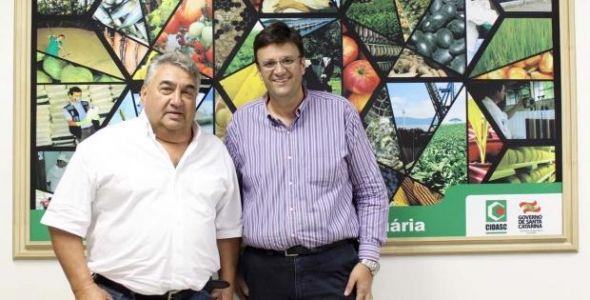 Serviço de inspeção de produtos de origem animal de Santa Catarina é modelo para ES