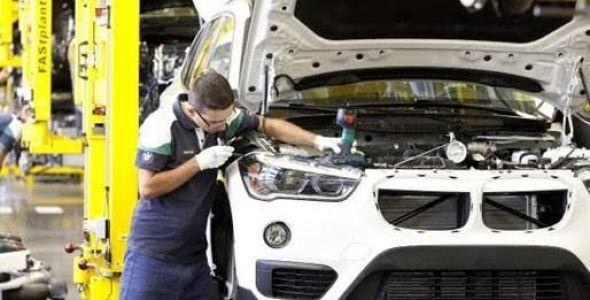 BMW X1 passa a ser produzida em Araquari para exportação