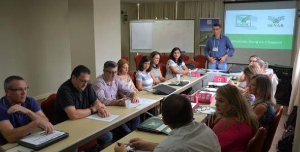Chapecó recebe programa de qualificação para programa Fluxo de Caixa