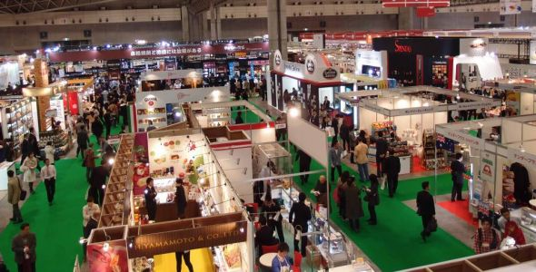 Federação das Indústrias de Santa Catarina está  na Foodex Japan