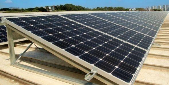 Projeto prevê energia solar em supermercados