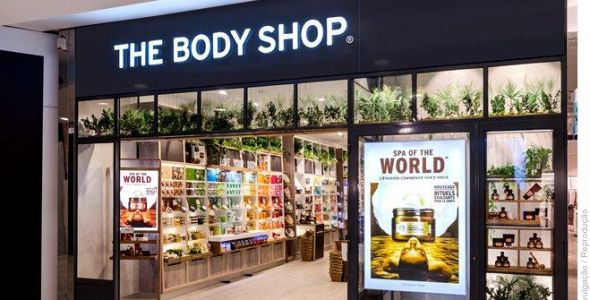 The Body Shop transfere CD de RS para SC