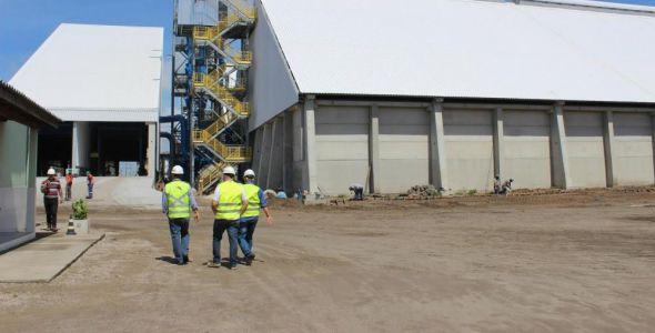 Visita técnica é realizada nos novos armazéns do Porto de Imbituba