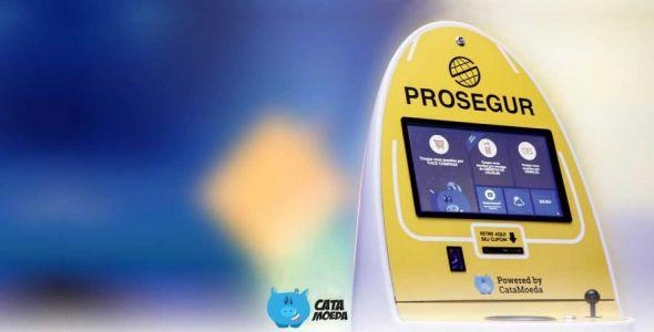Parceria entre CataMoeda e Prosegur devolve R$ 50 milhões à circulação