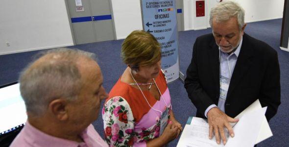 Presidente da Fecam recebe pedido de apoio para pedágio em São João do Sul