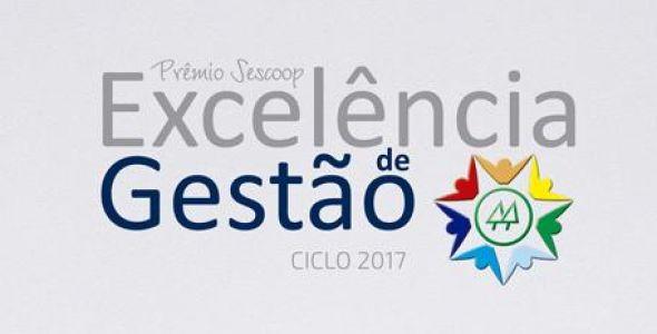 Prêmio Sescoop Excelência de Gestão está com inscrições abertas