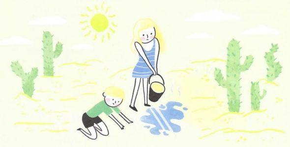 Para celebrar o dia da água Docol lança almanaque