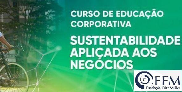 Curso Sustentabilidade Aplicada aos Negócios está com inscrições abertas na FFM