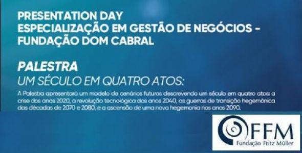Fundação Fritz Müller debate os desafios do século em evento em Joinville